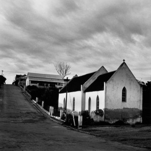 Early morning, Napier, 1985