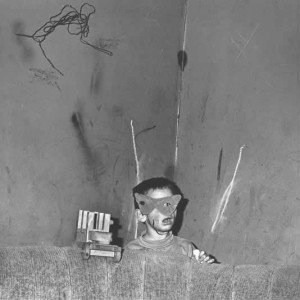Skew mask, 2001