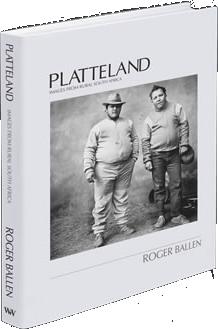 Platteland book cover