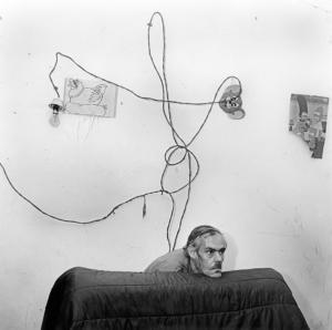 Head Below Wires, 1999