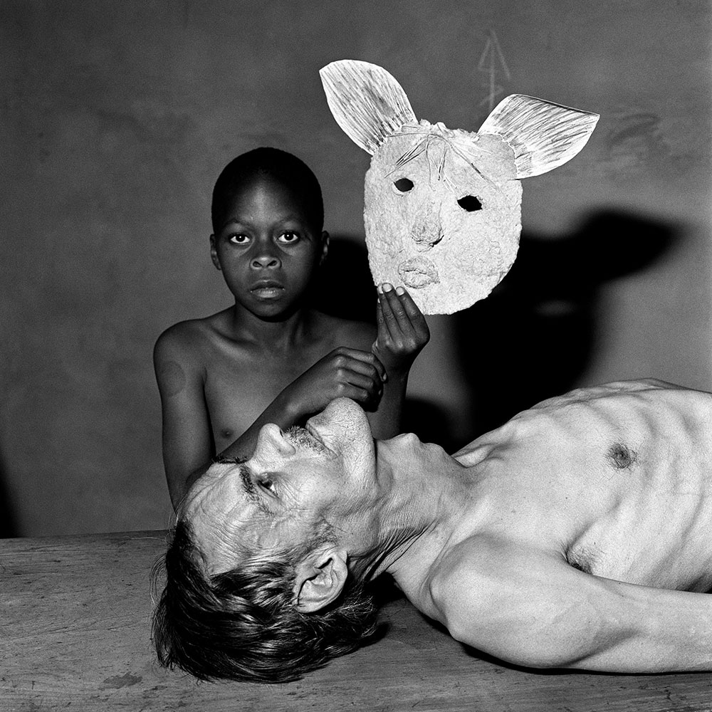 Tommy, Samson and a Mask, 2000
